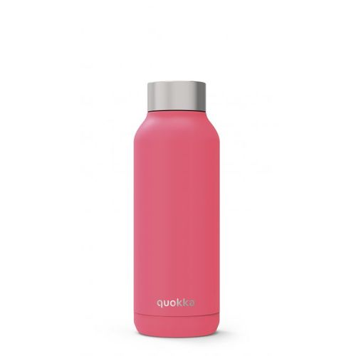 Quokka Botella Acero Inoxidable Solid Brink Pink 510ml (st12)