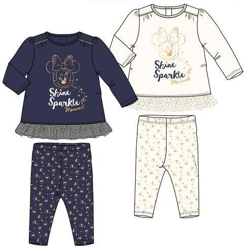 Conjunto Para Bebe Camiseta Y Pantalon De Minnie Mouse Regaliz Distribuciones Espanol