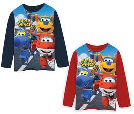 Camiseta de manga larga de Super Wings