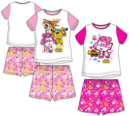 Pijama manga corta de Super Wings