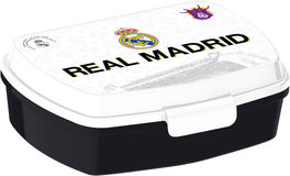 Sandwichera rectangular de Real Madrid (0/24)