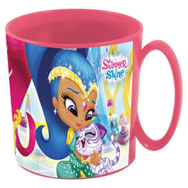 Taza plastico de Shimmer and Shine
