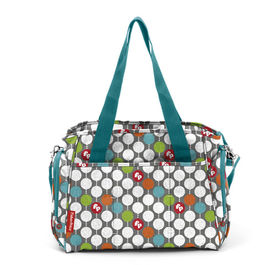 Fisher Price - mama bag+acc 37x17x32.5 dots (0/10)