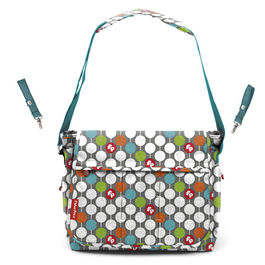 Fisher Price - mama bag+acc 36x11x29 dots (0/10)