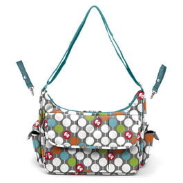 Fisher Price - mama bag+acc 39x14x30.5 dots (0/10)