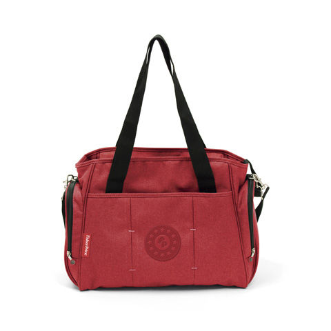 Fisher Price - mama bag+acc 37x17x32.5 red (0/10)