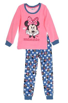 Pijama manga larga de Minnie Mouse