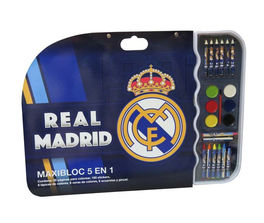 Maxibloc de Real Madrid (2/12)