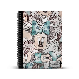 Cuaderno DIN A5 de Minnie Mouse Classic 'Drawing' (st15)