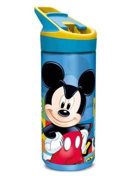 Botella plastico tritan premium mediana 620ml de Mickey Mouse 'Icons' (0/24)
