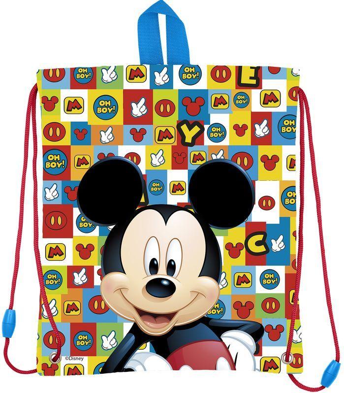 Bolsa merienda de Mickey Mouse