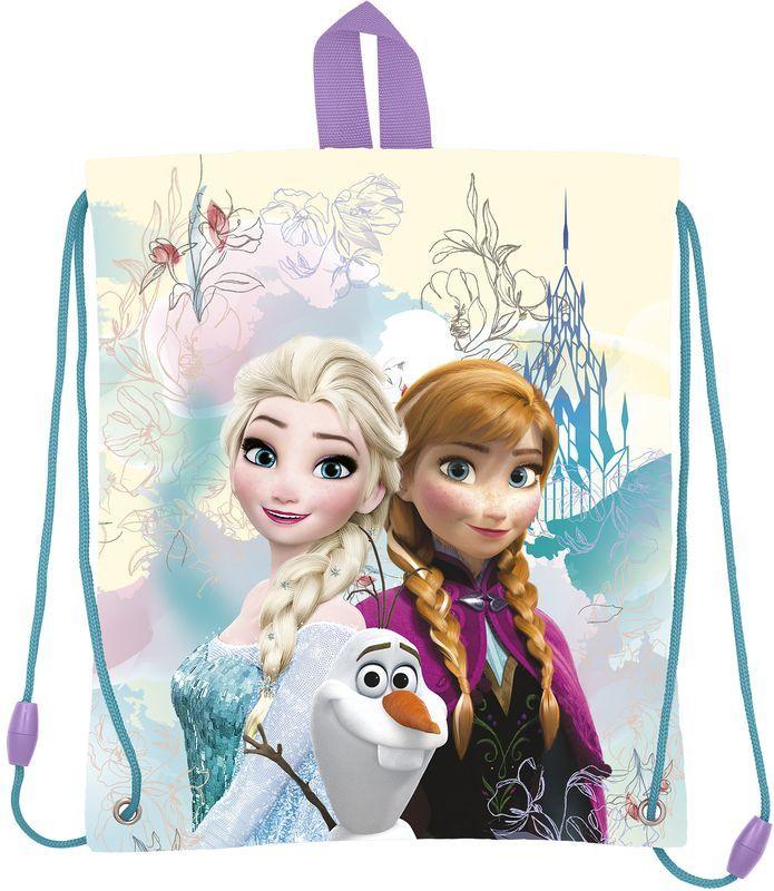 Bolsa merienda de Frozen