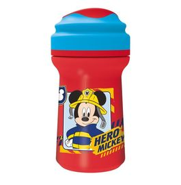 Vaso toddler premium con tapa 310ml de Mickey Mouse 'To The Rescue' (12/72)