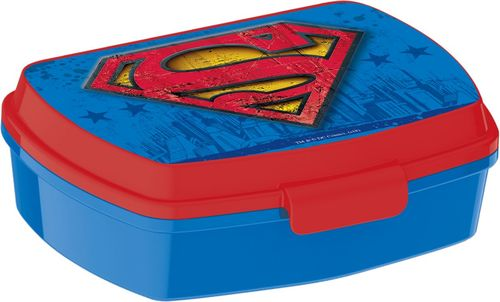 Sandwichera rectangular de Superman 'Symbol' (0/24)