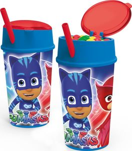 Vaso snack 400ml de Pj Masks (0/24)
