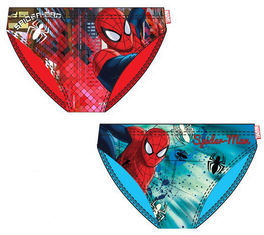 Bañador slip de Spiderman