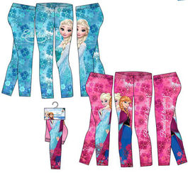 Pantalon legging full print de Frozen