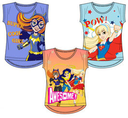 Camiseta full print de Super Hero Girls