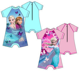 Bañador body maillot proteccion uv de Frozen