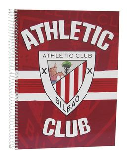 Cuaderno micro-perforado a5 de Athletic Club De Bilbao (4/20)