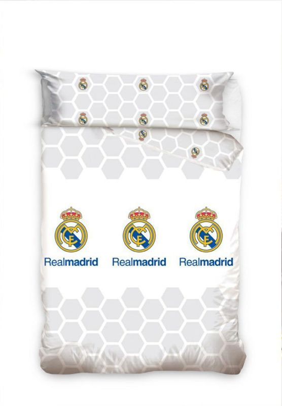 Ropa de cama, funda nordica 150x220cm de Real Madrid   Regaliz