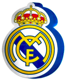 Cojin 3d de Real Madrid 'Escudo'
