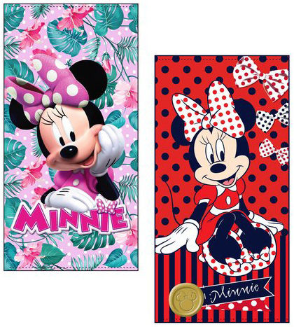 Disney Micky Mouse Toalla Poncho Hello Summer