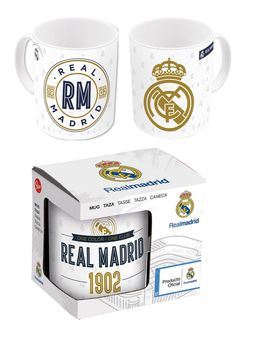 Taza ceramica de Real Madrid