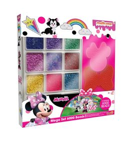 Mega Set Perlas Fundibles De Minnie (st12)