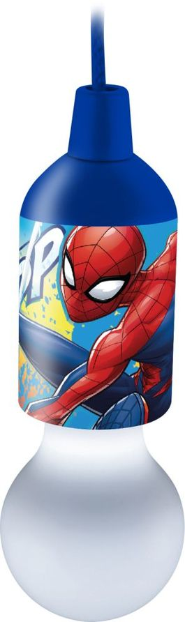 Bombilla led de cuerda de Spiderman (st24)