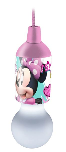 Bombilla led de cuerda de Minnie Mouse (st24)