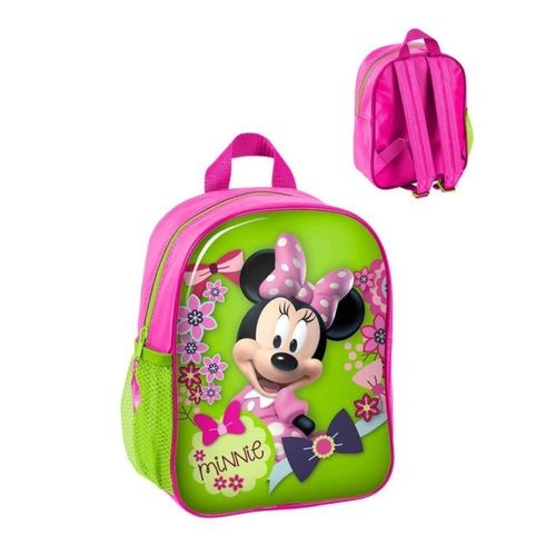 Mochila Flower 28X22X10cm de Minnie Mouse