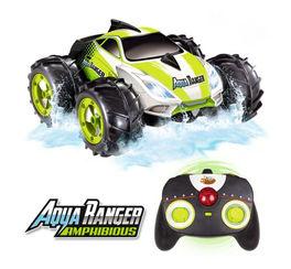 World Brands, Aqua Ranger 1:12, serie Xtrem Raiders-Coches (1/6)