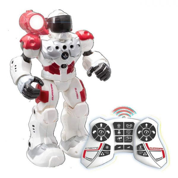 World Brands, Guardian Bot, serie Xtrem Bots-Robots (1 4)