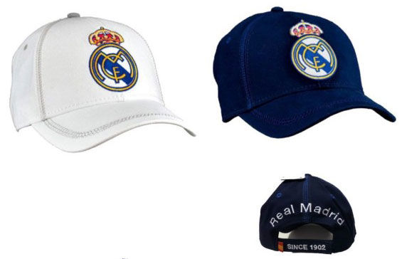 Gorra de Real Madrid