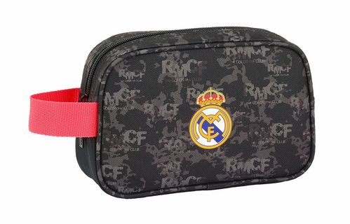 Neceser de 22cm de Real Madrid 'Black'