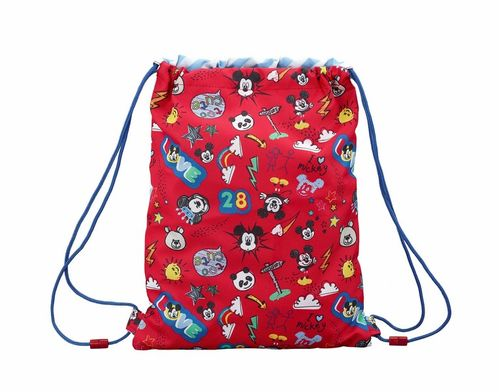 Bolsa saco cordones plano junior de Mickey Mouse 'Maker'