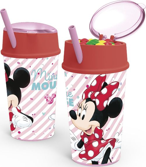 Vaso snack 400ml de Minnie Mouse 'Electric Doll' (0/24)