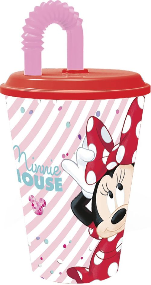 Vaso caña easy 430ml de Minnie Mouse 'Electric Doll' (0/24)